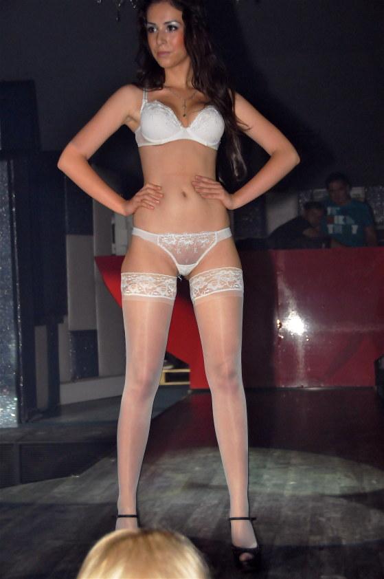 Fantasy Lingerie Model